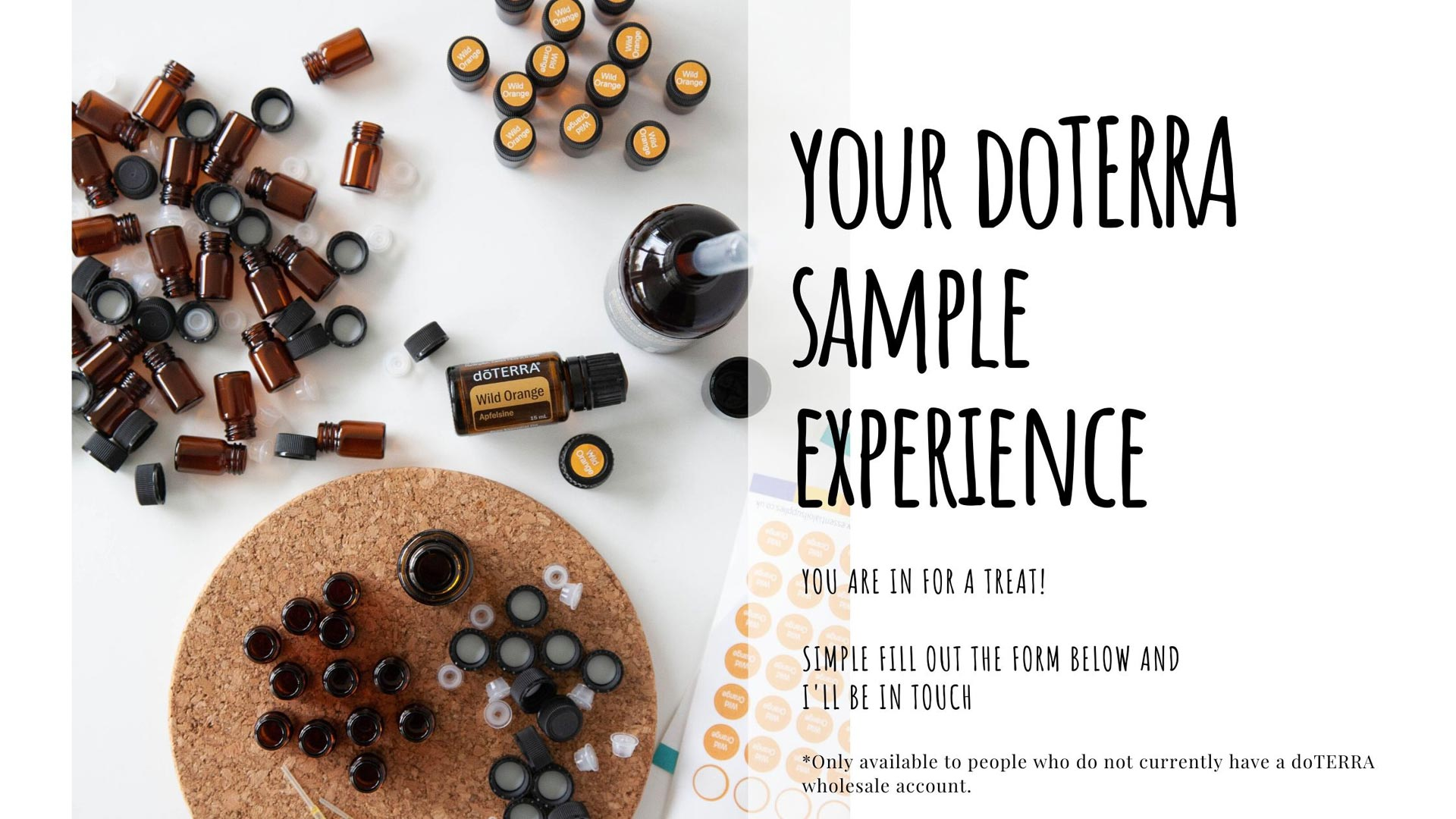 The doTERRA Sample Experience - Page Header lg - Tash Kenworthy