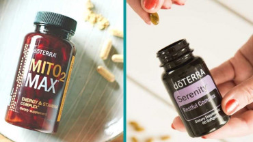 serenity and mito2max doterra uk testimonial and product overview.