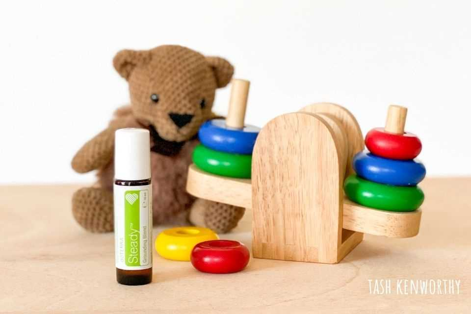 steady blend for kids from doterra essential oils uk
