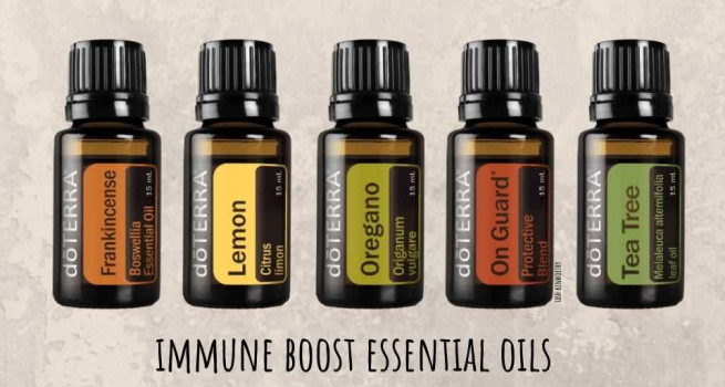 immune boost essential oils for health and wellness doterra uk