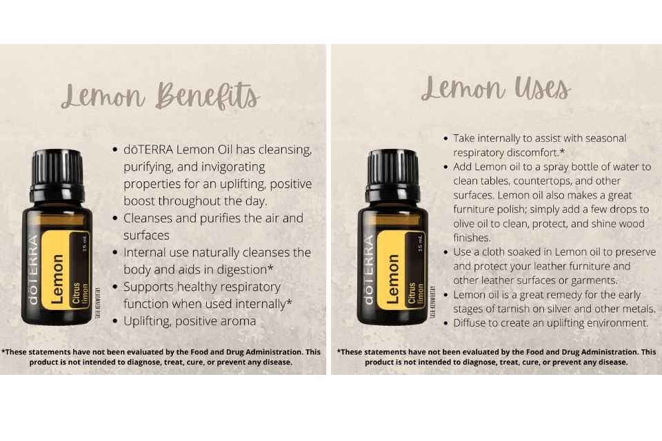immune boost essential oils for health and wellness doterra uk lemon